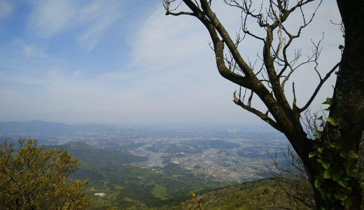 はじめてのファミリー登山(筑波山)