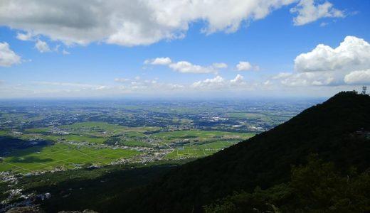 今日は筑波山に登りました