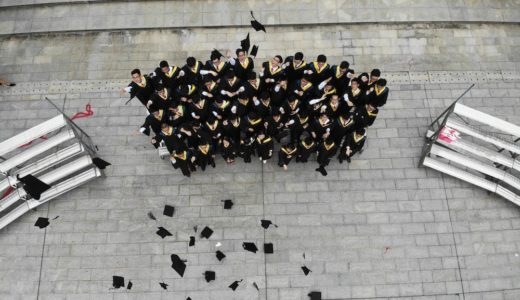 大人だって負けないぞ。3年後の卒業に向けて突っ走る。